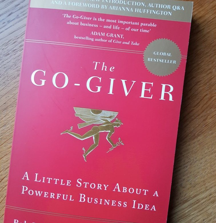 Go Givers will beat the self-obsessed Go Getters in the long run