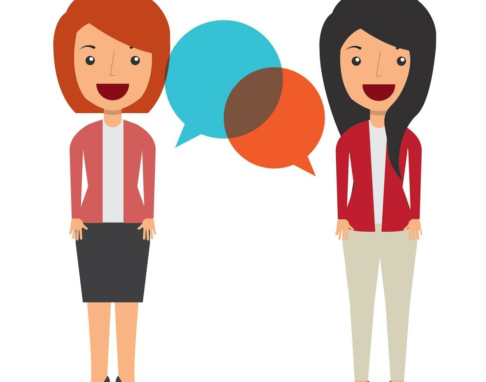talking is good for your business