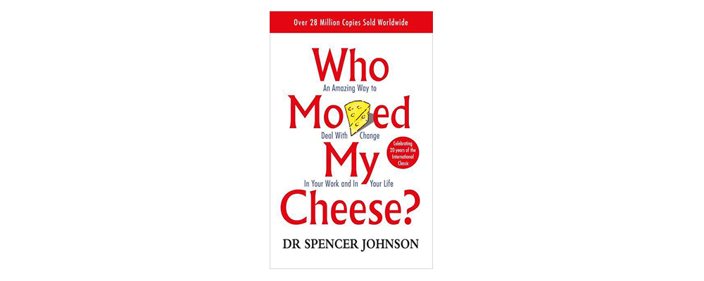 Book Review Who Moved My Cheese